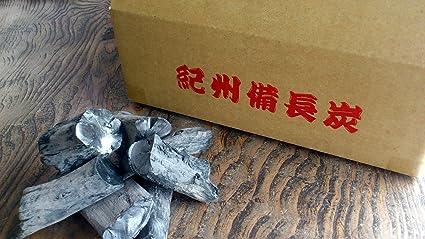 Amazon.com: Japonés Kishu Binchotan Charcoal Blanco para ...