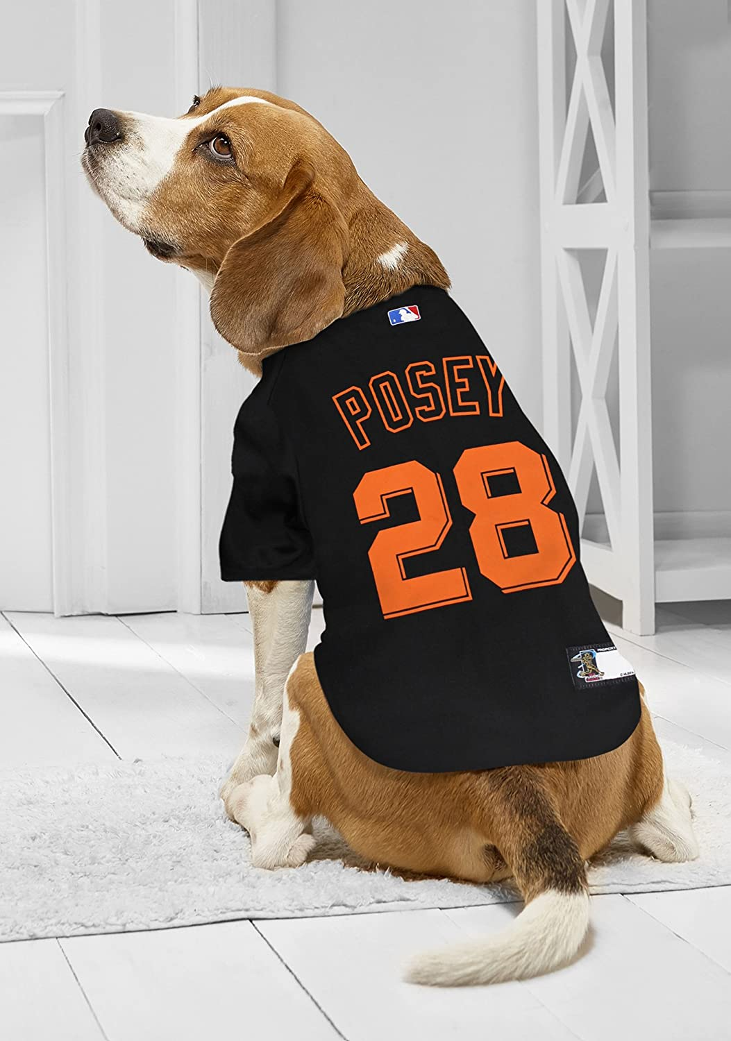 cd828bf53dc MLBPA PET Gear for Dogs    Cats. Biggest Selection of Sports Baseball Pet  Apparel    Accessories ...