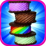Ice Cream Sandwich Maker - Kids Frozen Dessert Games FREE