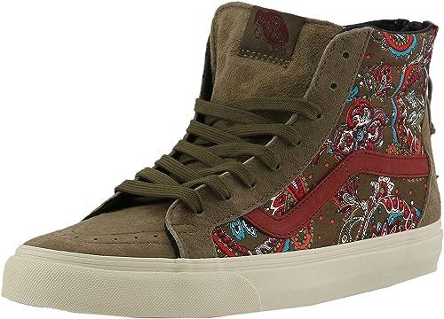 8d7dd11410 Vans Shoes abotinadas U SK8-HI Zip ca  Amazon.co.uk  Shoes   Bags