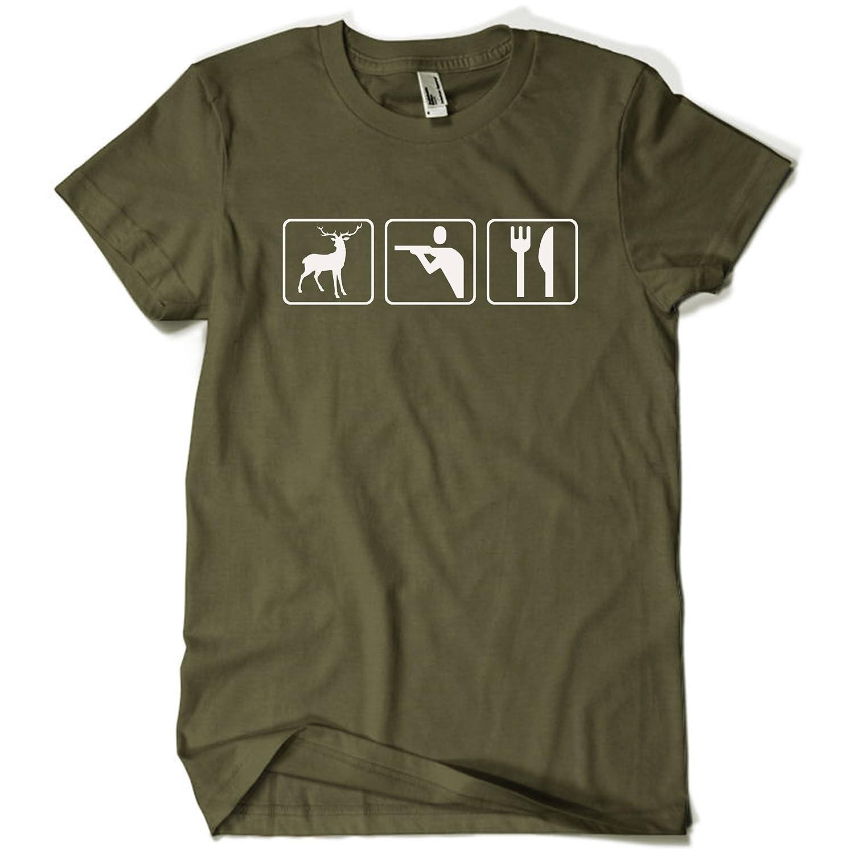 1O1Jägerstoff Jäger Triathlon T-Shirt - khaki - Gr. S bis XXL : (Schützenkönig  Shirt, Jagd Shirt): Amazon.de: Sport & Freizeit