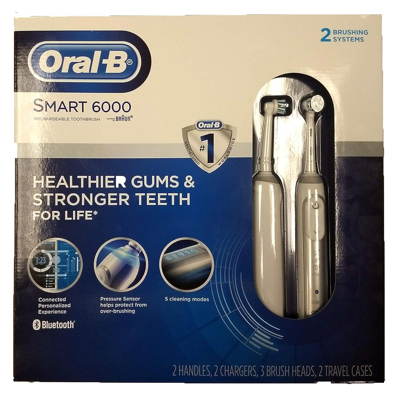 Amazon.com: Oral-B Smart 6000 - Cepillo de dientes ...
