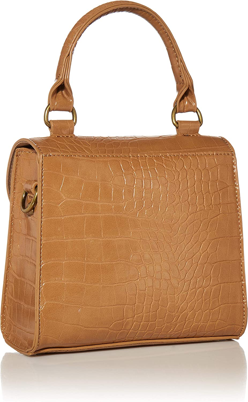 The Drop Womens Diana Top Handle Crossbody Bag