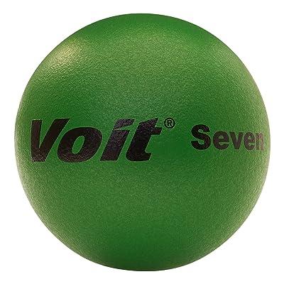 """Voit Seven Tuff Foam Ball, Green, 7"""" : Playground Balls : Sports & Outdoors"""