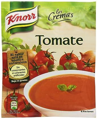 Knorr - Sopa Desh Tomate 76 gr - [Pack de 20]