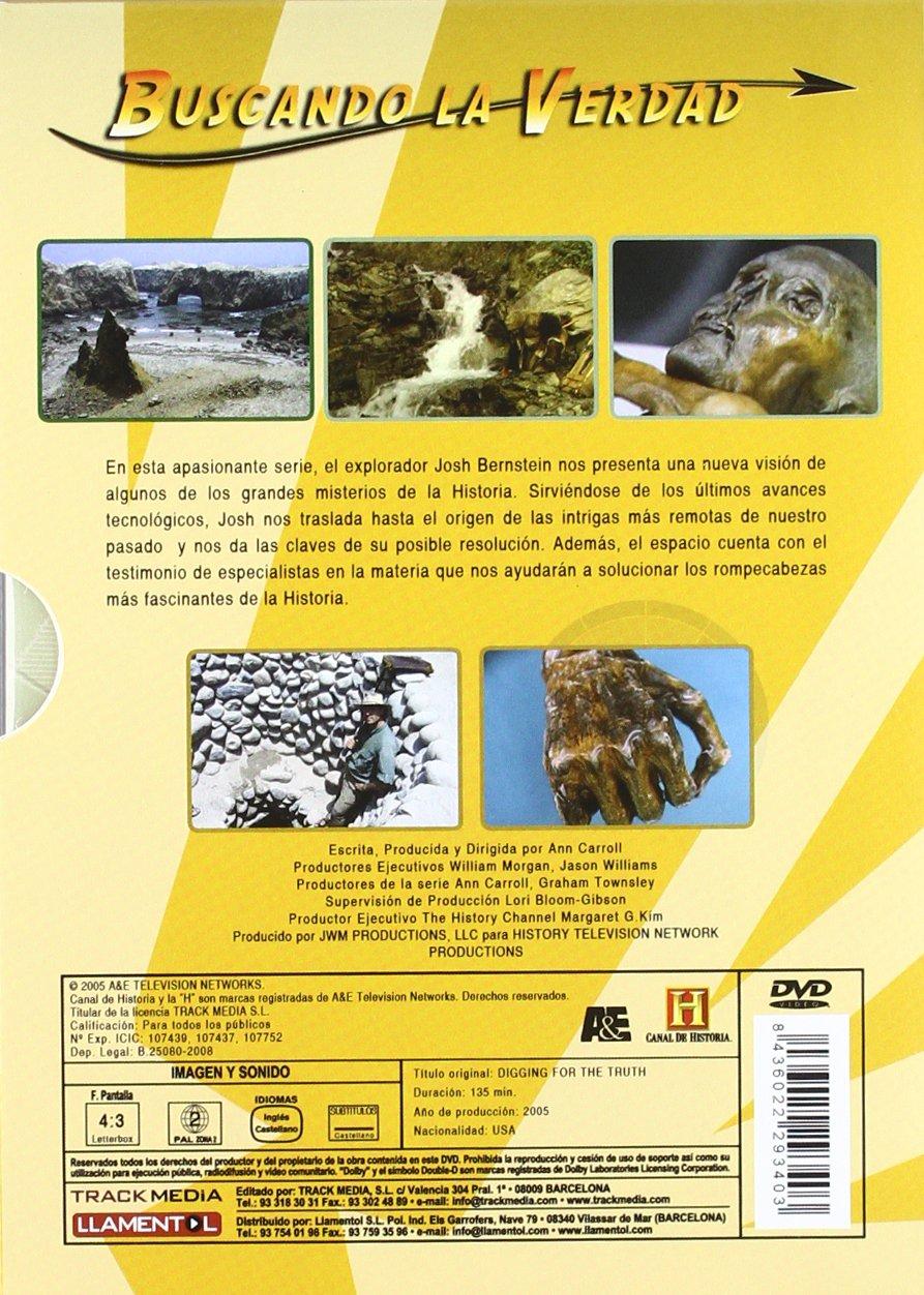 Buscando la verdad [DVD]: Amazon.es: No disponible: Cine y Series TV