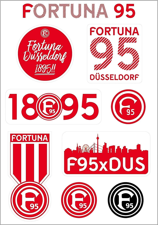 Fortuna D/üsseldorf Nummernschildhalterung