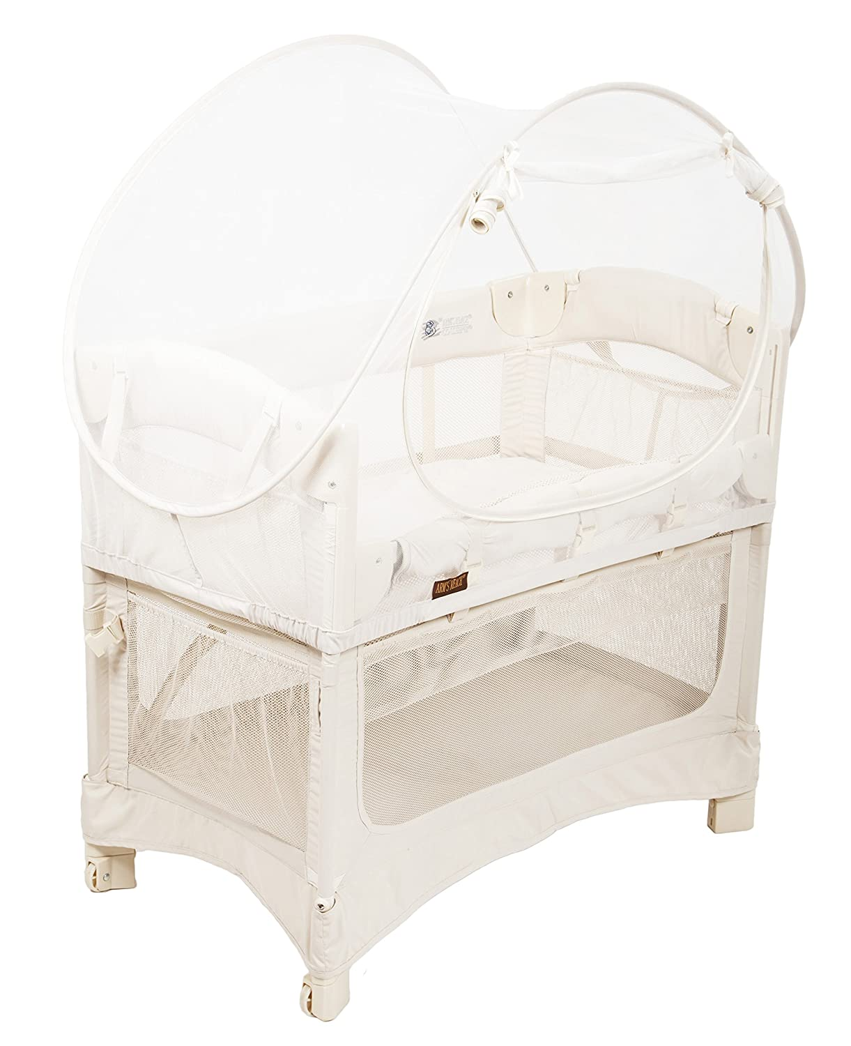 Arm's Reach The Ideal Canopy Inse Count Netting, White ababy 9902-W