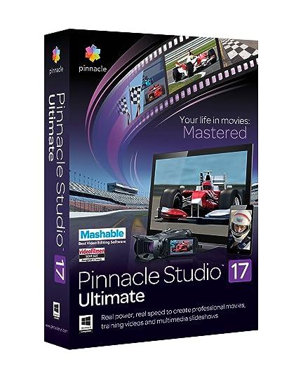 pinnacle studio 17 ultimate activation key