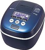 タイガー 炊飯器 5.5合 圧力IH 土鍋コーティング 極うま機能付き 炊きたて ブルーブラック JPC-A101-KA