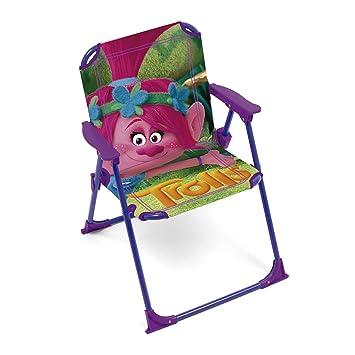 Amazon.com: Arditex - Silla plegable Trolls para niños ...
