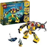 LEGO Creator - Robot Submarino, juguete de aventuras