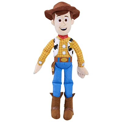 Toy Story 4 Pull String Talking Woody - Exclusive: Toys & Games
