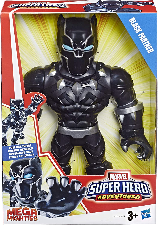 Marvel- Mega Mighties, Black Panther (Hasbro E4151ES0)