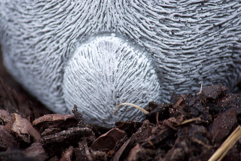 und wetterfest bis massiver Steinguss Frost 30/°C Steinfigur Hase Langohr