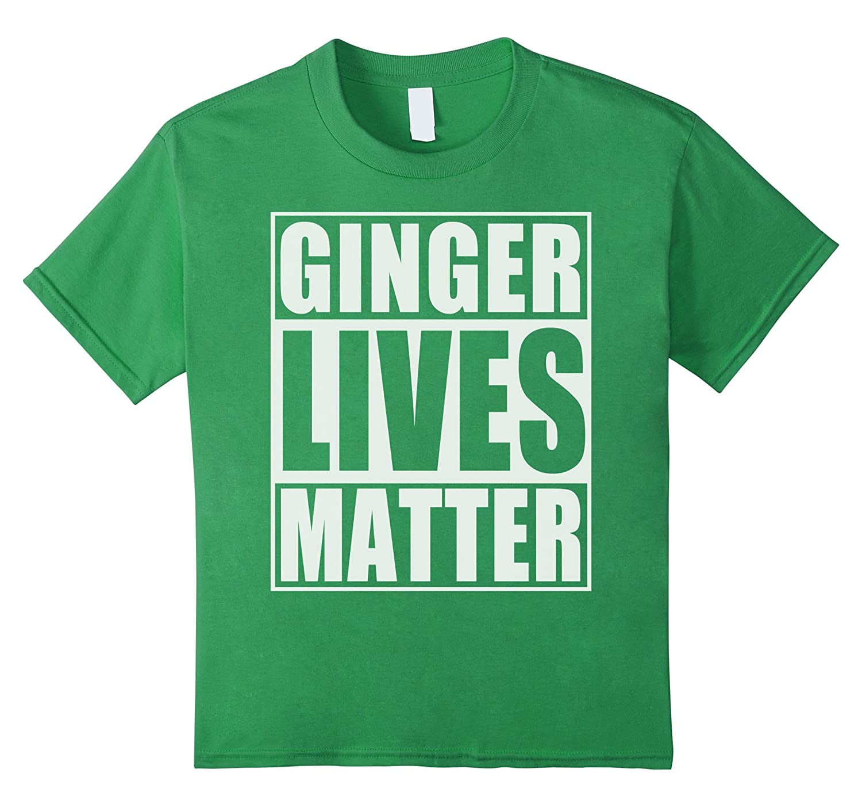 Womens Ginger Lives Matter Medium-Awarplus