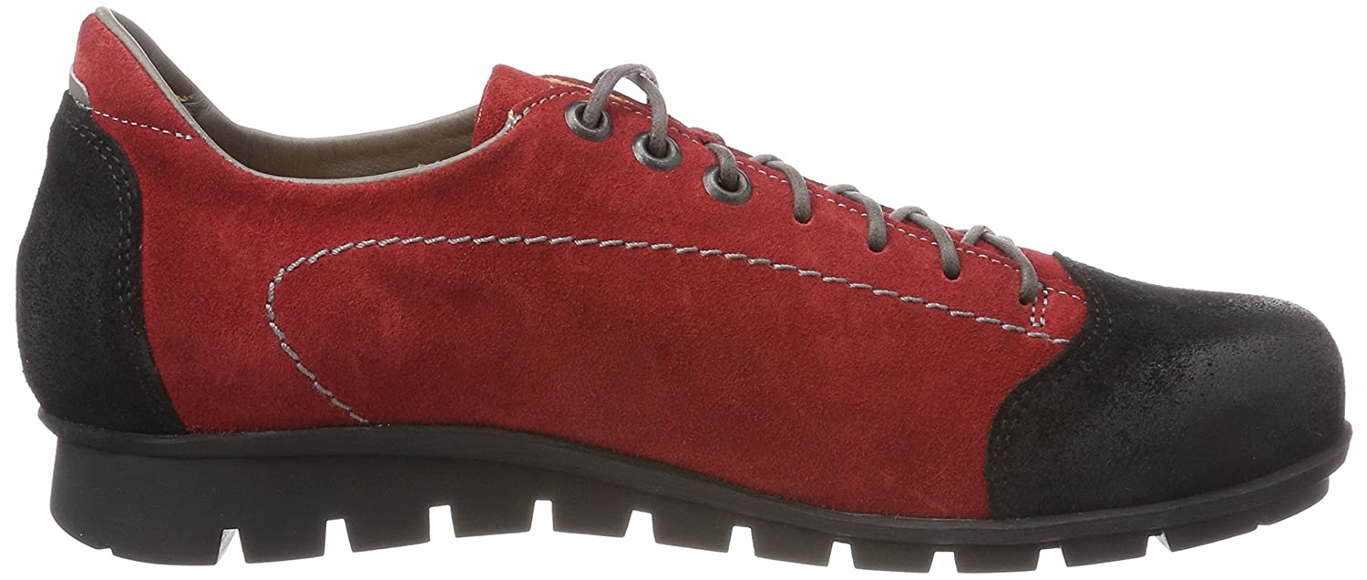 Think! 72) Damen  Herrencha_282073 Derbys Rot (Rosso/Kombi 72) Think! 5cdeae