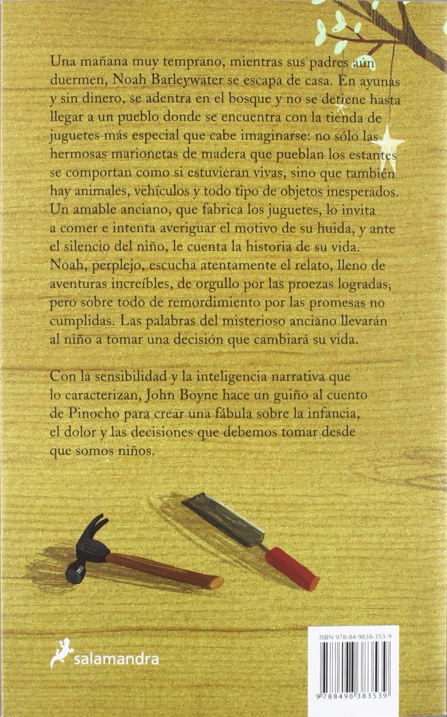 En El Corazon Del Bosque Novela Best Seller Spanish Edition Boyne John 9788498383539 Amazon Com Books