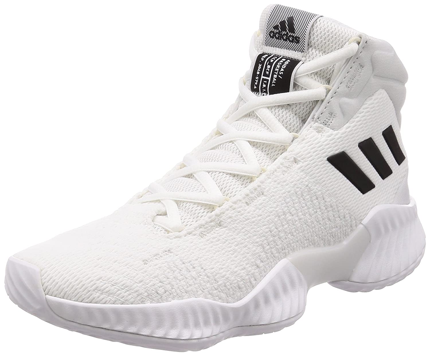 uk availability 6ef07 86099 adidas Pro Bounce 2018, Chaussures de Basketball Homme Amazon.fr  Chaussures et Sacs
