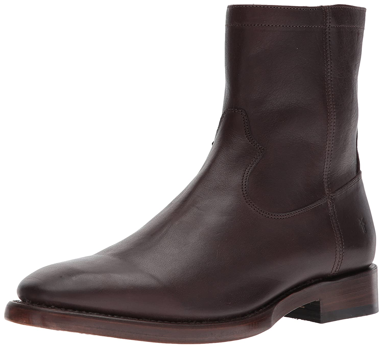 93e11ac1c482c Amazon.com: FRYE Mens Wright Back Zip: Shoes