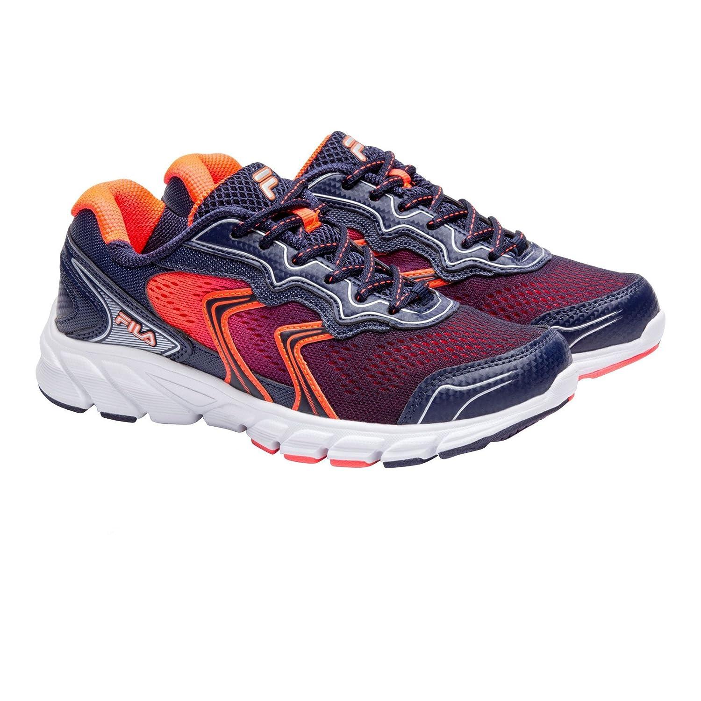 Fila Mujer Ligero De Malla Deporte Zapatilla de Running Athletic con Calcetines: Amazon.es: Zapatos y complementos