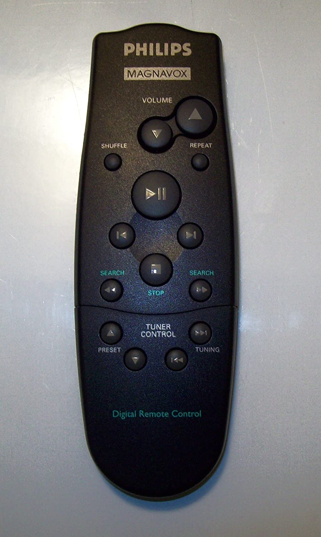 Genuine Original Philips Magnavox RC0786/04 Audio Remote Control for CD Models: A2120917, AZ1207, AZ120717, AZ1209