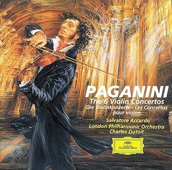 Violin Concerti 1-6