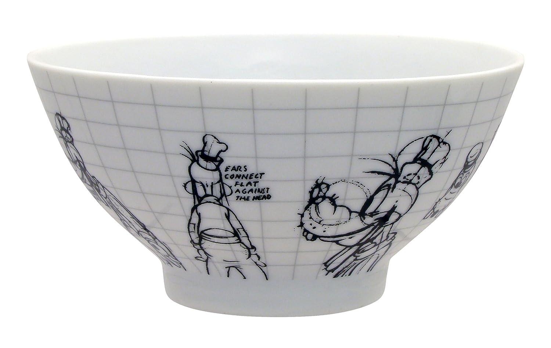 Disney Sketchbook Goofy Bowl, Set of 4 R Squared 4624033