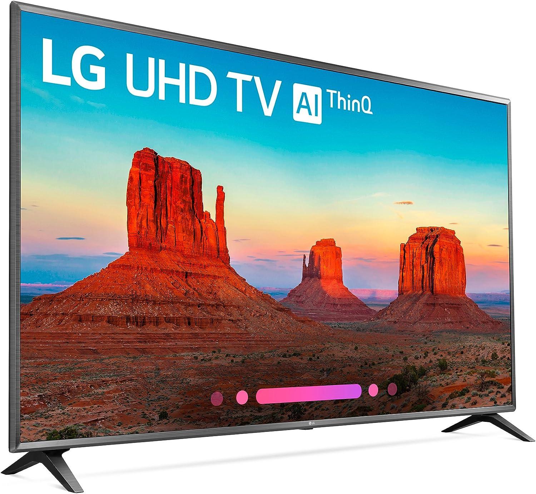 "86UK6570PUB LG 86UK6570 86/"" Black UHD 4K HDR Smart LED AI With ThinQ"