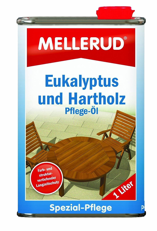 MELLERUD, Olio per manutenzione di legno di eucalipto e legno duro 1 litro 2001001858