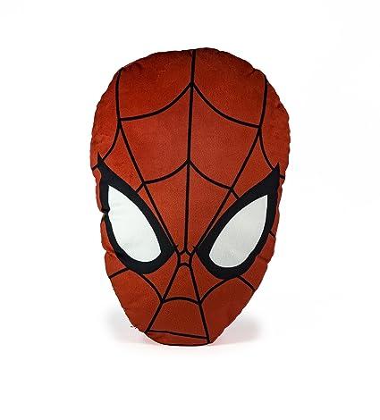 Hgl sv13905 Spiderman cojín Forma de la Cabeza con LED ...
