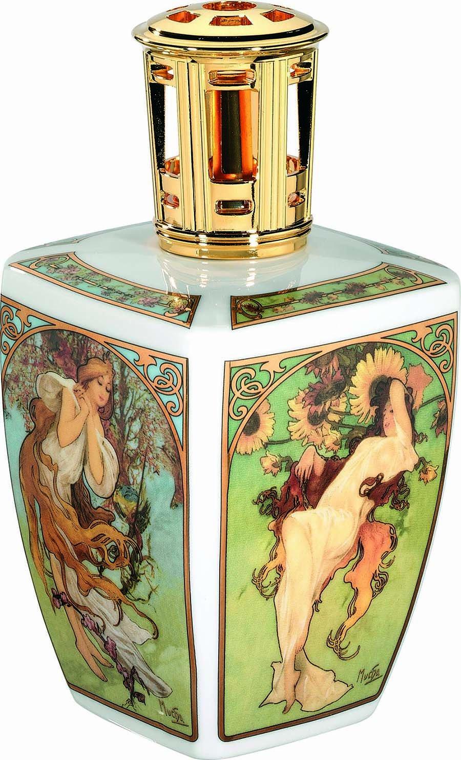 Lampe Berger Lamp - 4 Seasons Mucha