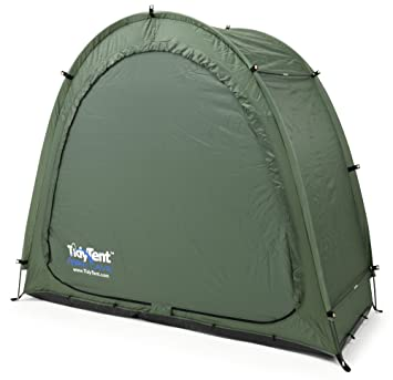 Bike Cave Tidy Tent - All Green  sc 1 st  Amazon UK & Bike Cave Tidy Tent - All Green: Amazon.co.uk: Sports u0026 Outdoors