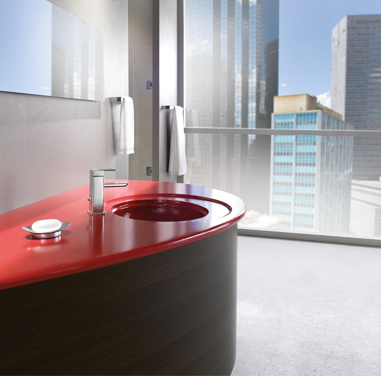 Chrome Moen YB8824CH 24-Inch 90-Degree Towel Bar