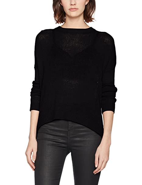 0d2d3be76 New Look Women s Wrap Back Jumper  Amazon.co.uk  Clothing