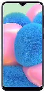 Samsung Galaxy A30s (Prism Crush Violet, 4GB RAM, 64GB Storage)...