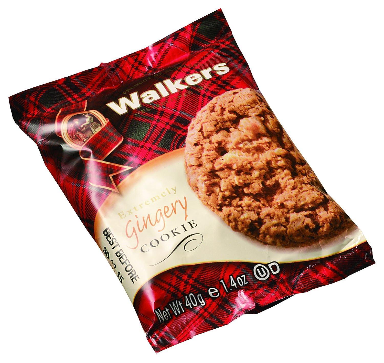 Walker Extreme Lee Ginger Lee galletas # 5409 piezas 40gX12 ...