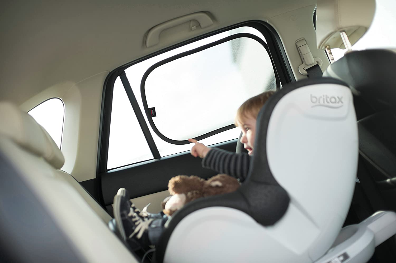 Britax Easy Cling Window Sun Shade