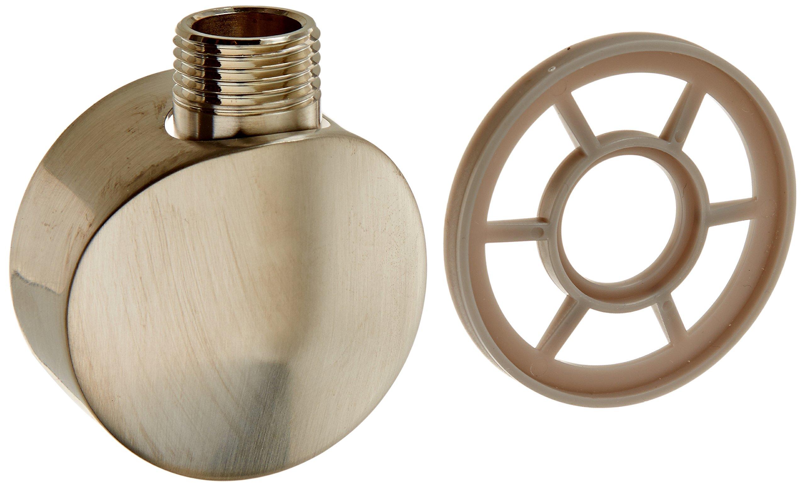 Jaclo 6401-SN Luxury Water Supply Elbow, Satin Nickel