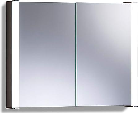 Led Beleuchteter Badezimmer Spiegelschrank Tageslichtweiss Bei 6500k