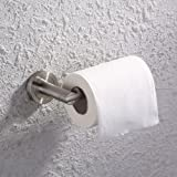 KES Toilet Paper Holder Bathroom Tissue Paper Roll Holder Wall Mount SUS 304 Stainless Steel Brushed Finish, A22370-2