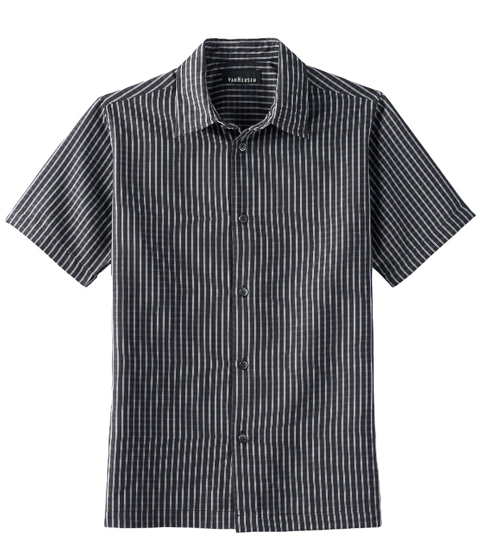 Van Heusen Big Boys Stripe Button-up Shirt V872166H
