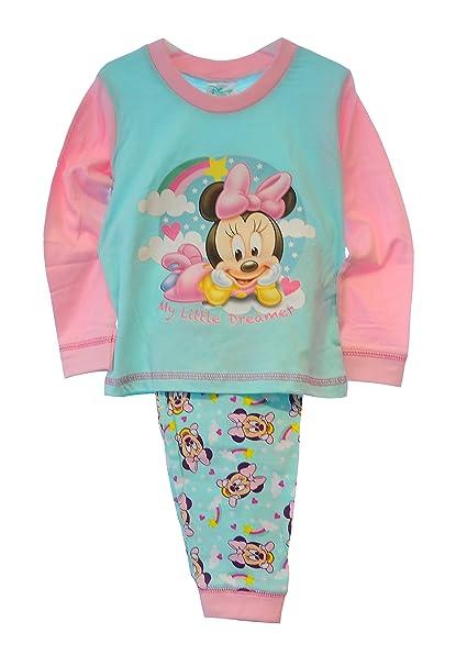 Original von Disney - Pijama Entero - para bebé niño Mint Rosa