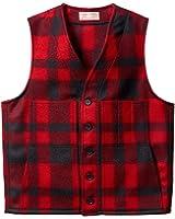 Mackinaw Wool Vest - Alaska Fit