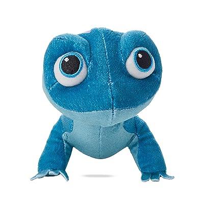 Disney Salamander –Frozen II – Mini Bean Bag – 4 1/2'': Toys & Games