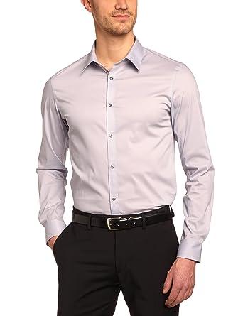 Mens Jasantal2 (JASANTAL2) Plain Classic Long Sleeve Formal Shirt Celio Cheap Sale Pick A Best xAa0e5AqvB