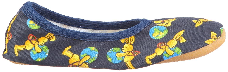 Chaussures de gymnastique mixte enfant Felix der Hase Tea 140015