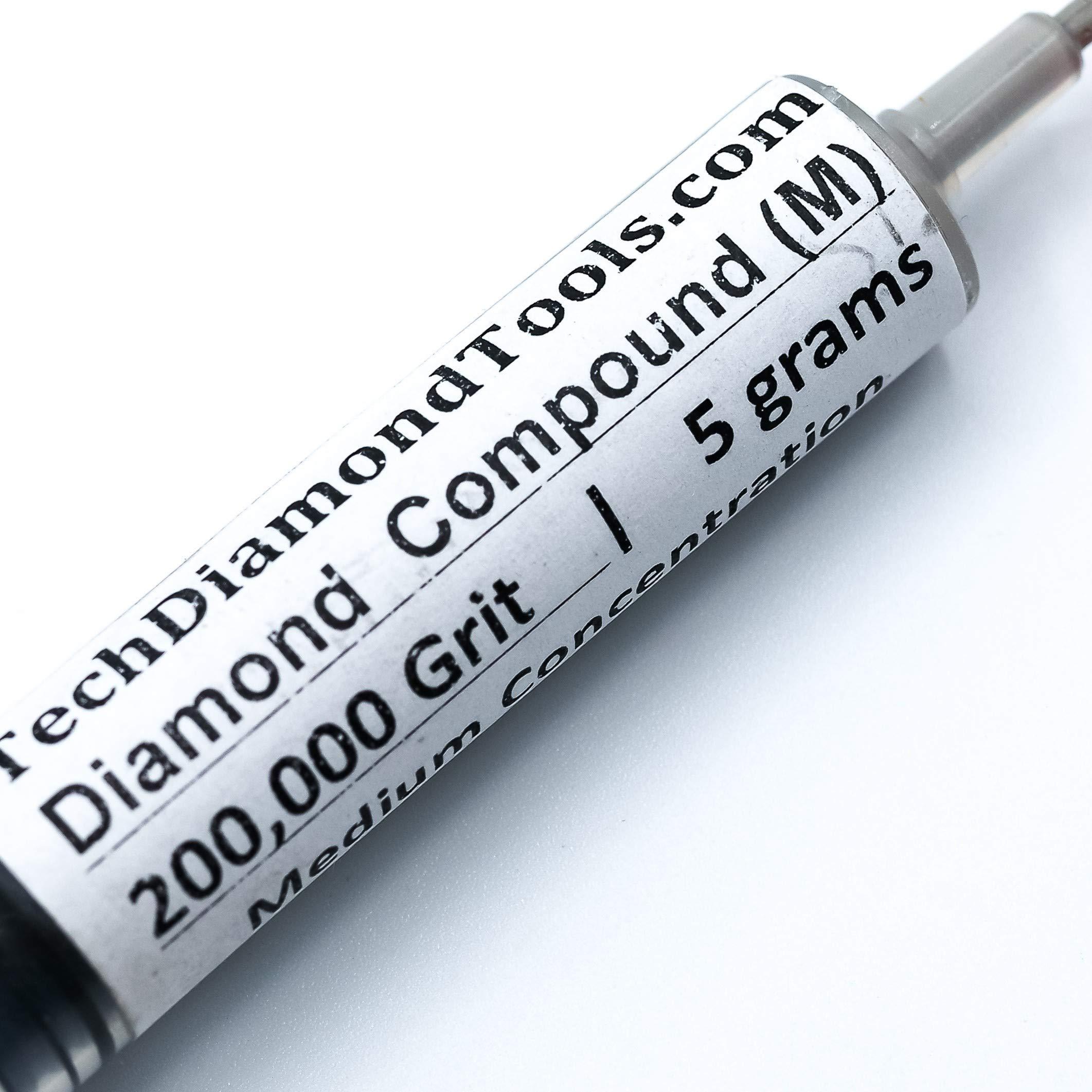 Pasta Pulido c/ Polvo diamante 25% 200000 Grit /0-0.1 Micron