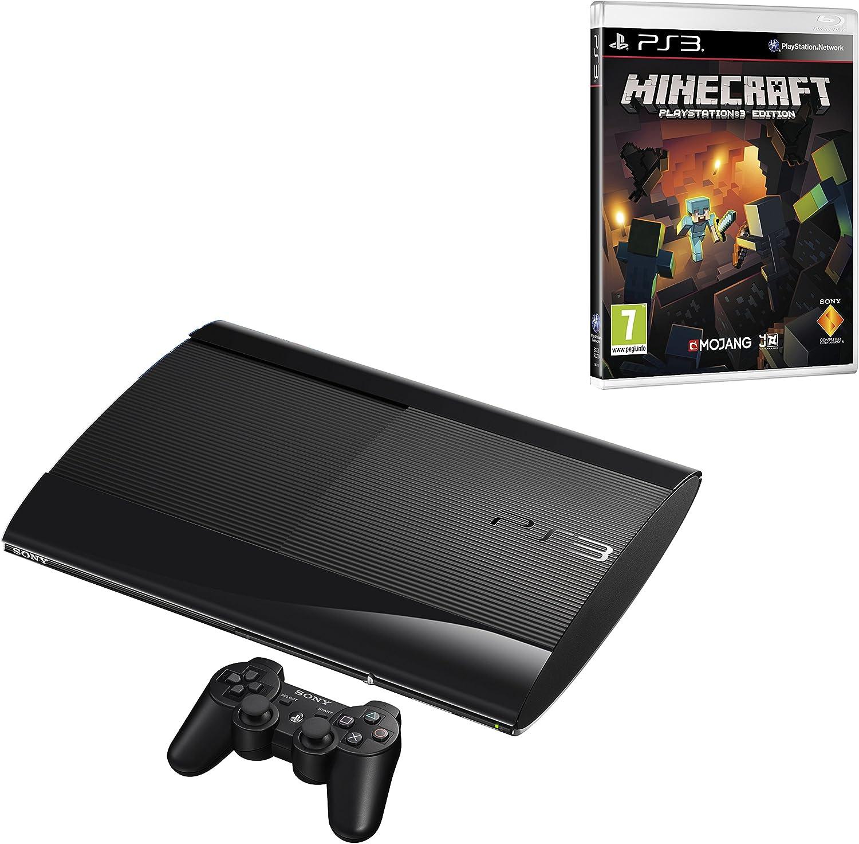 Playstation 3 - 12 GB Console With Minecraft [Importación Inglesa ...