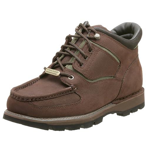 04baba3fc5593 Amazon.com   Rockport Men's Umbwe Waterproof Trail Boot-   Hiking Boots